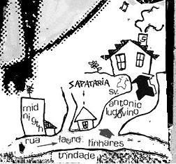 mapa reuniao radio